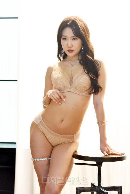 [포토]머슬마니아 김자연, 섹시 끝판왕